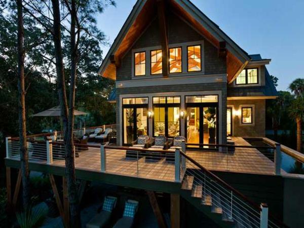 Traumhaus Architektur Idee