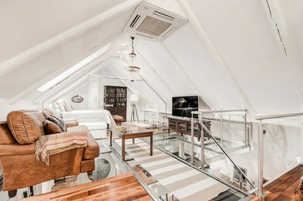 Wohnideen Unterm Dach ~ Kreative Deko Ideen Und Innenarchitektur,  Innenarchitektur Ideen