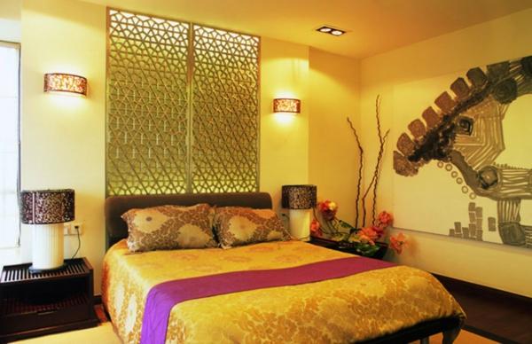 gelbe farbgestaltung im schlafzimmer - 24 fotos! - archzine.net - Farbgestaltung Schlafzimmer Gelb