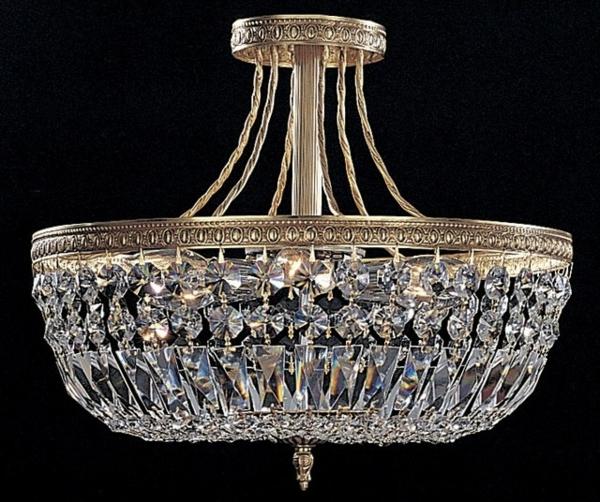 atemberaubende-kristall-deckenleuchte