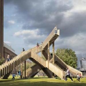 Treppengeländer für außen - 32 originelle Designs!