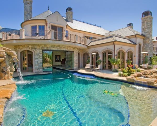 Schwimmingpool Garten ist gut design für ihr haus ideen