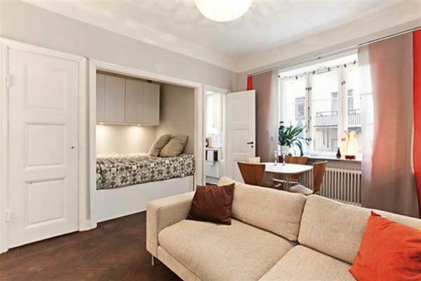 140 bilder einzimmerwohnung einrichten for Wohnraum einrichten
