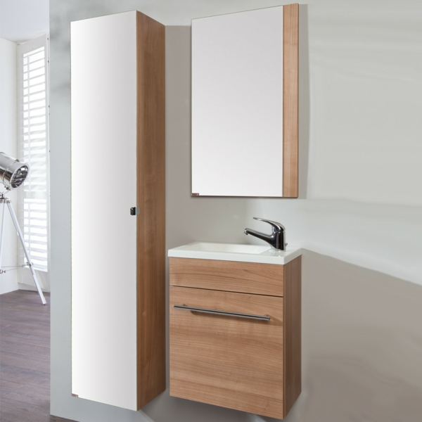 badezimmer-hochschrank-bajan-in-noce-nachbildung_design-Hochschrank fürs Badezimmer
