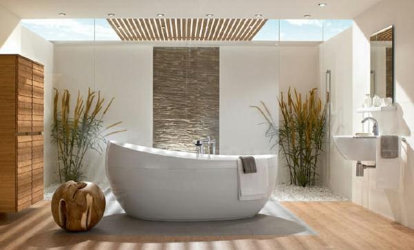 Modernes Badezimmer Inspirierende Fotos Archzinenet