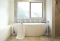 Badezimmerfenster Designs – 38 wunderschöne Fotos!
