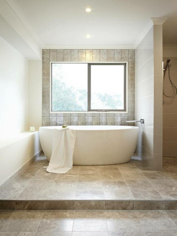 Schön Badezimmerfenster Designs 38 Wunderschöne Fotos! Archzine.net
