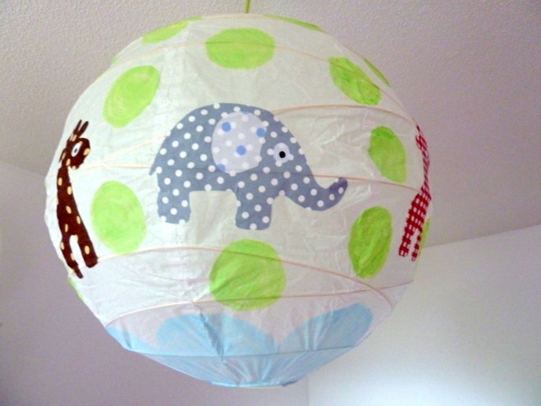 Kinderzimmer deckenlampe holz - Deckenlampe kinderzimmer madchen ...