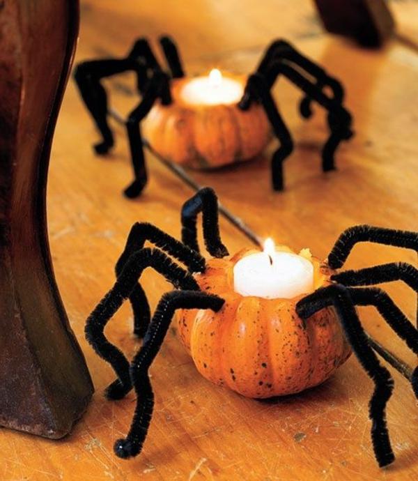Eine verblüffende Halloween Dekoration selber machen!