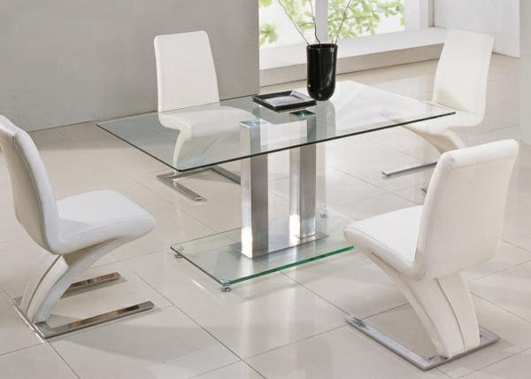 Esstisch Aus Glas Schick Und Elegant Archzine Net