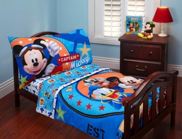 coole--Mickey-Maus-Bettwäsche-Kinderzimmer