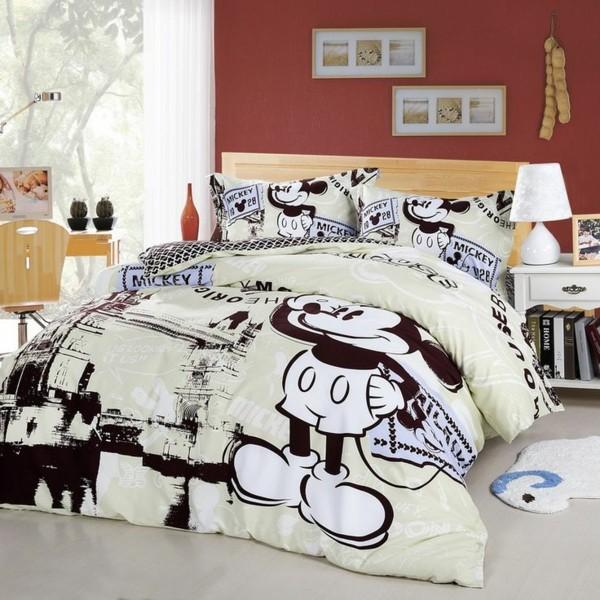 coole-Mickey-Mouse-Bettwäsche-Idee