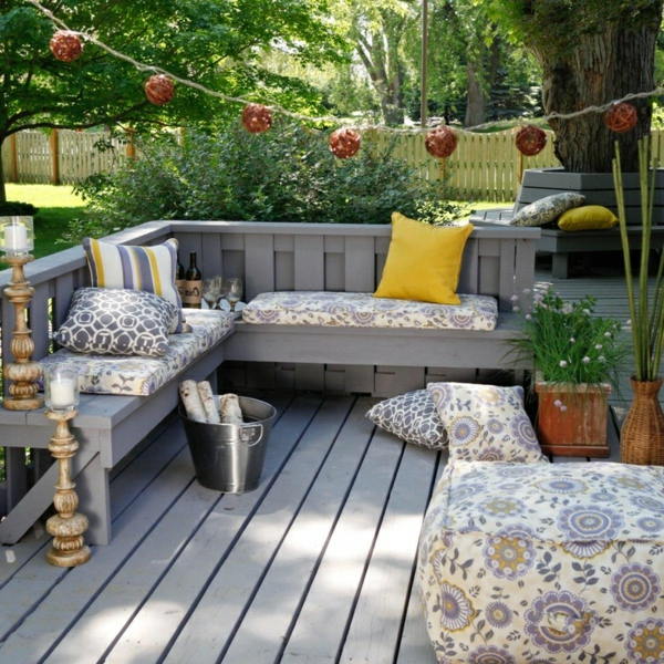 balkon eckbank ein tolles m belst ck. Black Bedroom Furniture Sets. Home Design Ideas