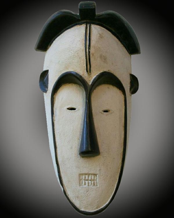 Fotos Aufhängen afrikanische masken 26 originelle designs archzine