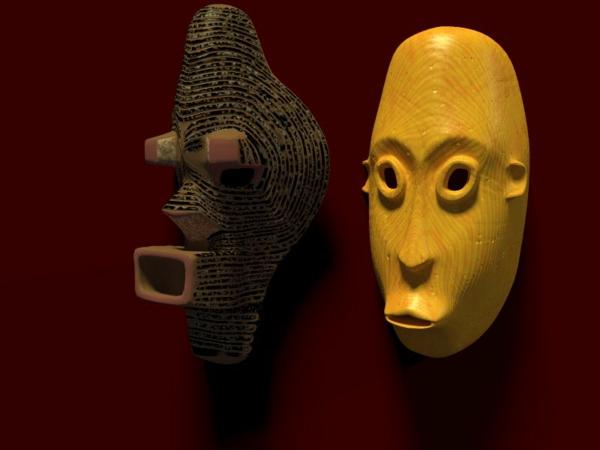 coole-schöne-afrikanische-masken
