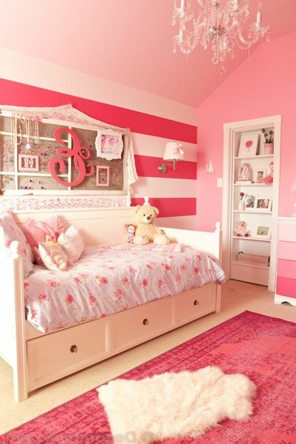 cooles-Kinderzimmer-Schlafzimmer-in-Rosa