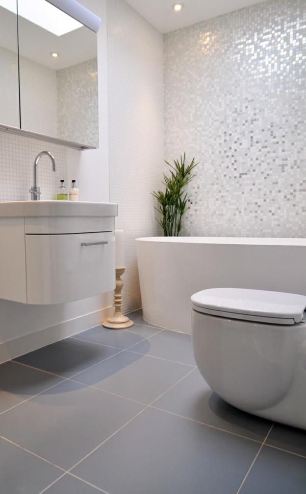cooles-modernes-Badezimmer-Fliesen