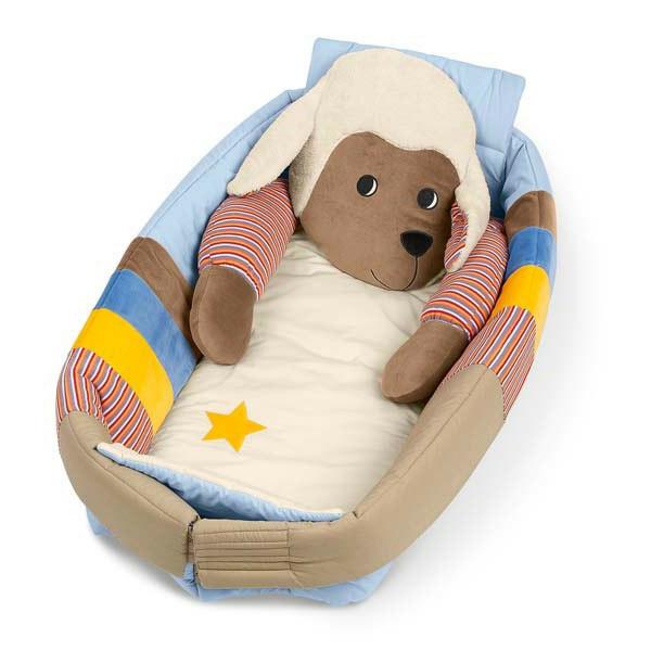 cooles-süßes-nestchen-babybett