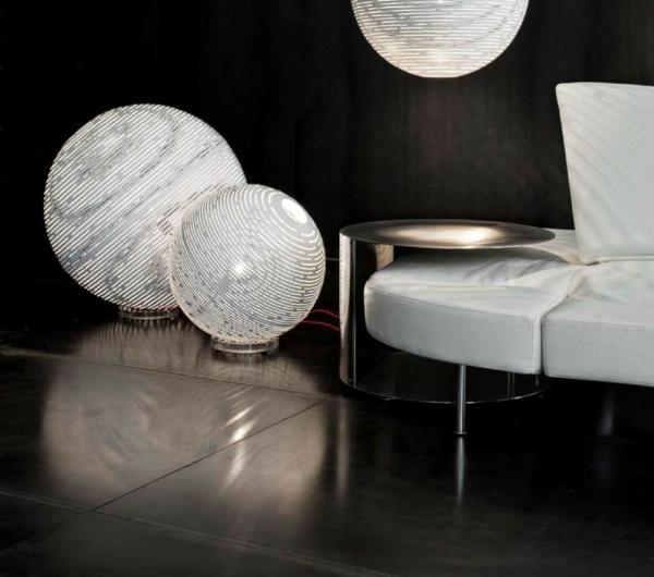 designer-LED-Bodenlampen-für-die-Wohnung