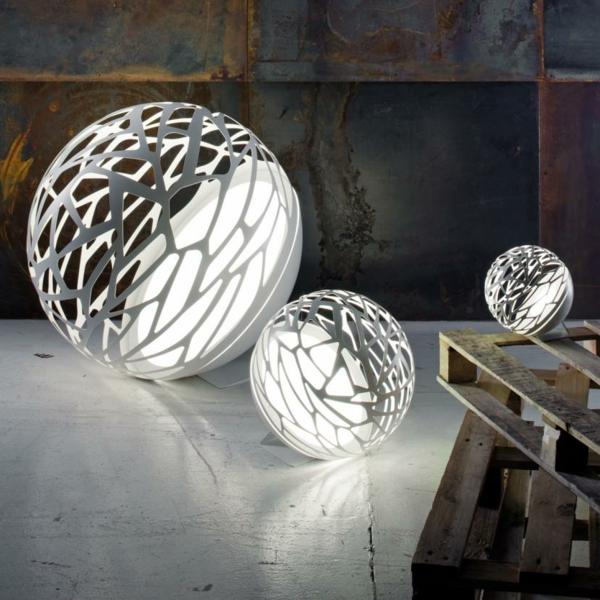 Tolle Ideen für LED Bodenleuchten! - Archzine.net
