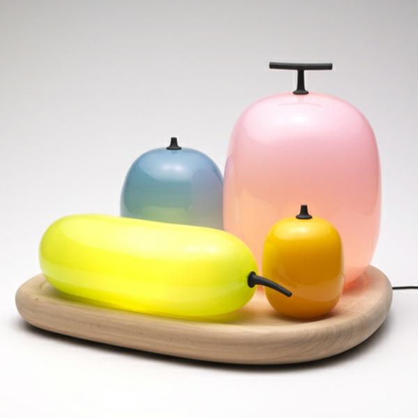 designer obst lampen