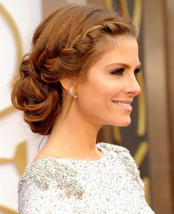 effektvolle-Frisuren-für-Frauen--Haarknoten