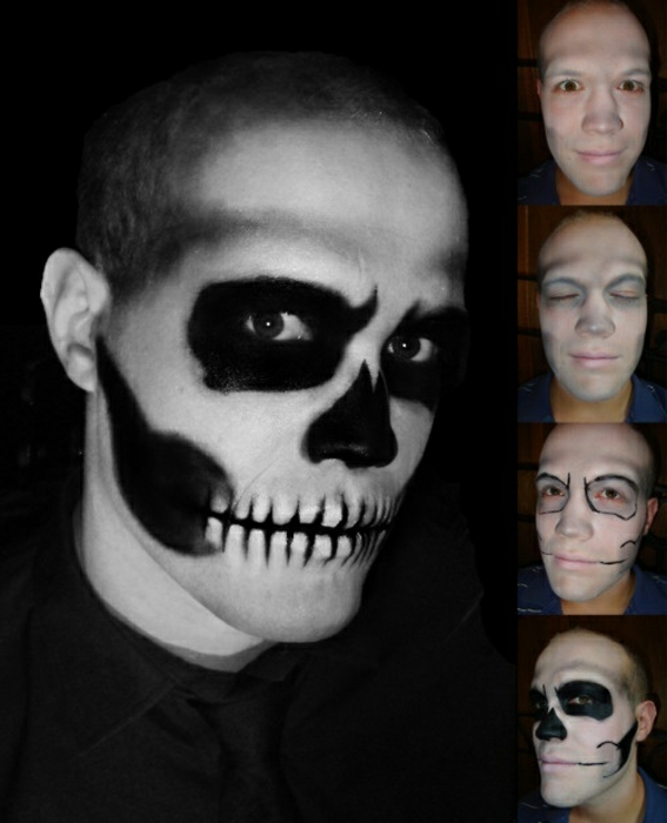 ein-mann-mit-einem-schrecklichen-halloween-gesicht