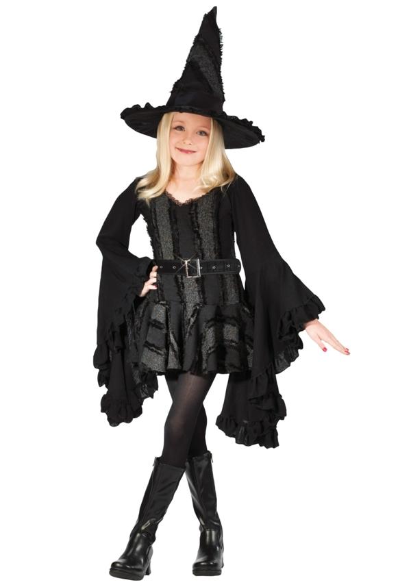 eine-hexe-halloween-kostüme-für-kinder