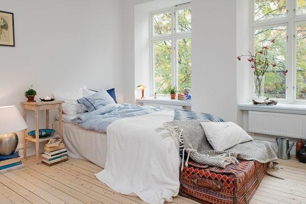Schlafzimmer : schlafzimmer gemütlich dekorieren ...