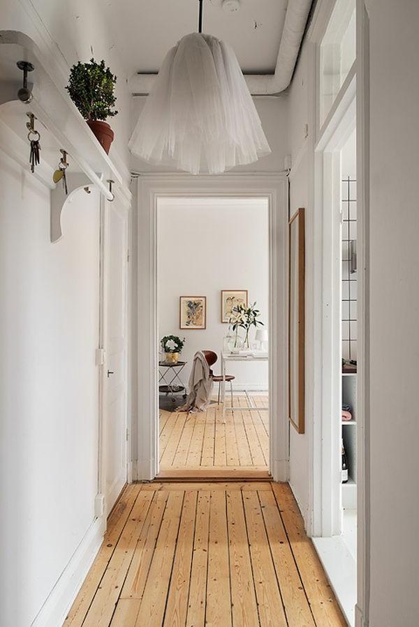 Einzimmerwohnung Einrichten Elegant Und Weiß