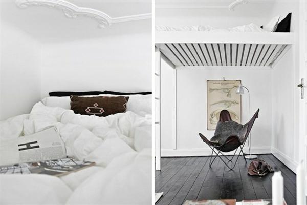 einzimmerwohnung-einrichten-grau-und-weiß