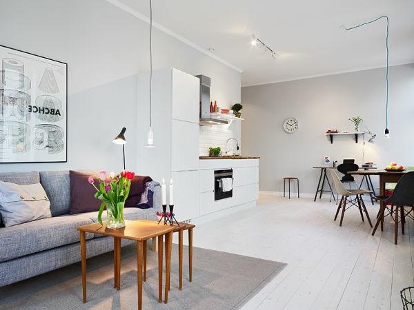 140 bilder einzimmerwohnung einrichten for Modernes zimmer einrichten
