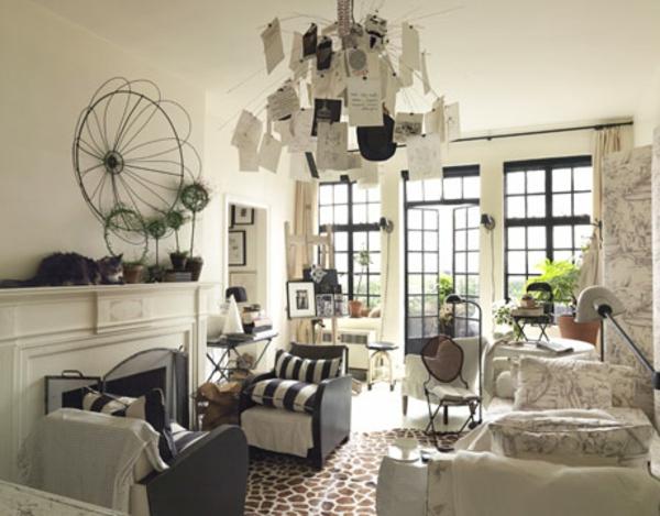 140 bilder einzimmerwohnung einrichten - New york apartment small space living minimalist ...