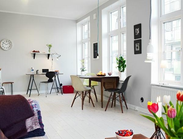einzimmerwohnung-einrichten-viele-stühle