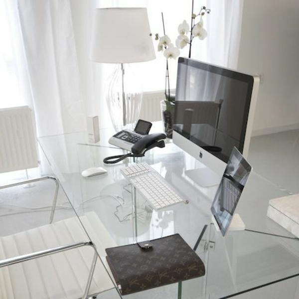 eleganter-Schreibtisch-aus-Glas-
