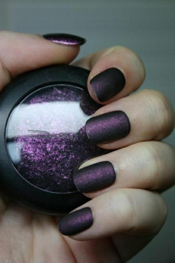 elegantes-schickes-Design-Fingernägel