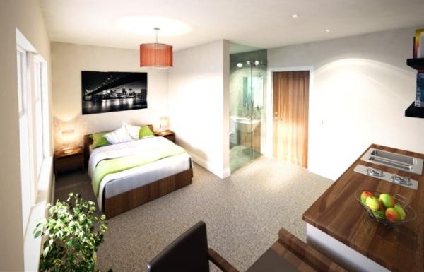 Einrichtungsideen studentenzimmer  Studentenzimmer Einrichten ~ Home Design Inspiration und Interieur ...