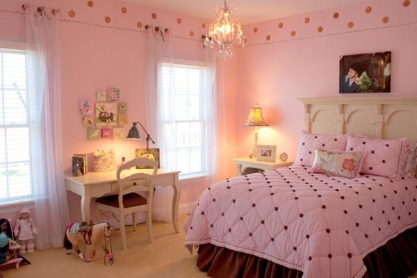 -erstaunliches-Schlafzimmer-in-Rosa-