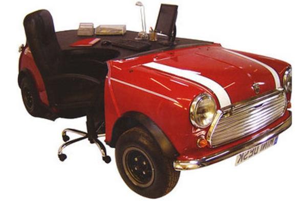 Schreibtisch extravagant  Extravagante Mode bei der Einrichtung - 43 Bilder! - Archzine.net