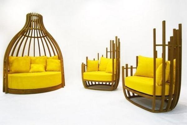 extravagante-mode-bei-der-einrichtung-gelbe-möbel