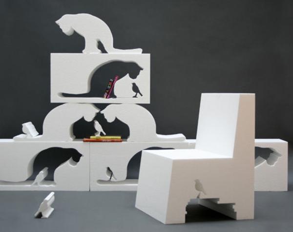 extravagante-mode-bei-der-einrichtung-weiße-minimalistische-gestaltung
