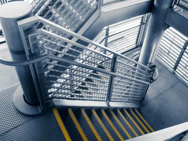 moderne treppengeländer für außen