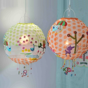Deckenlampe für Kinderzimmer - tolle Ideen!