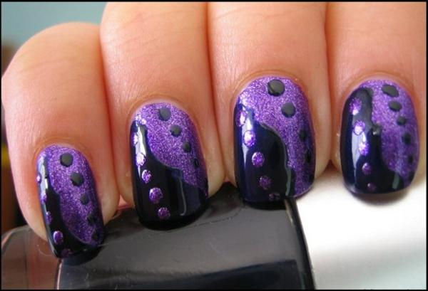 fantastische--Fingernägel-Design-Idee