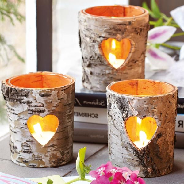 fantastische-Kerzen-Birkenstamm-Dekoration-Herzen