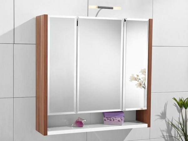spiegelschrank f r badezimmer haus design ideen. Black Bedroom Furniture Sets. Home Design Ideas