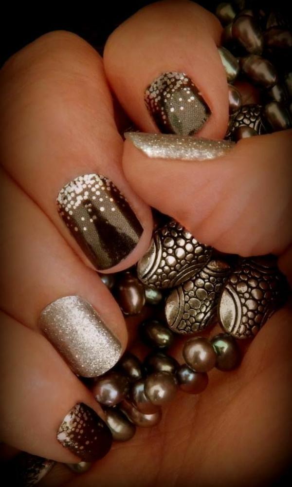 fantastisches-Design-Fingernägel-Idee