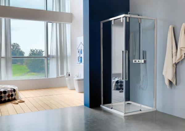 moderne duschkabine f r das badezimmer