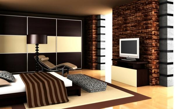 Wohnzimmer Farbgestaltung Beispiele: Wandfarbe Grautöne Für Die ... Farbgestaltung Innenraume Beispiele