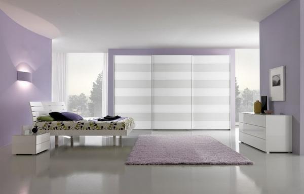 34 neue Ideen für Farbgestaltung im Schlafzimmer! - Archzine.net